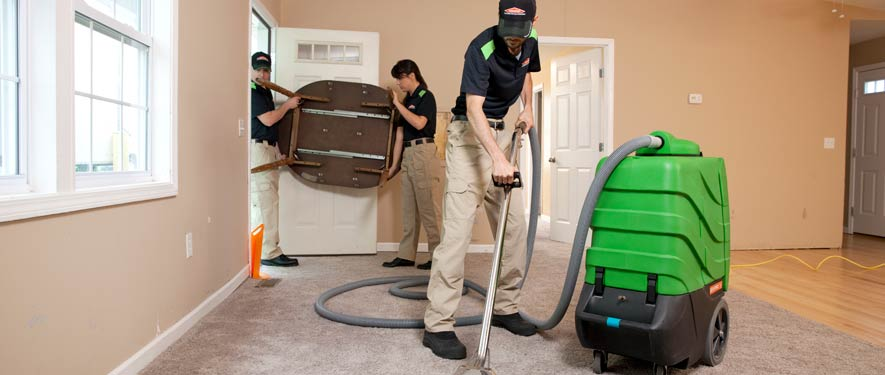 Hannibal, MO residential restoration cleaning